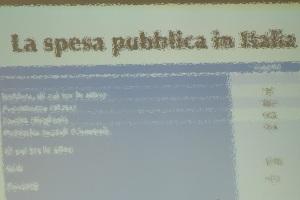 La spesa pubblica in Italia @batblog rosy battaglia