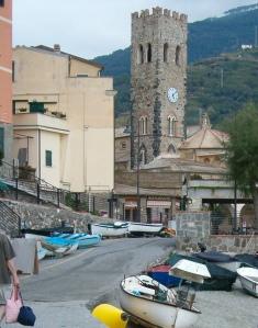 Monterosso al Mare, 30 settembre 2005