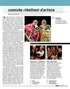 Terre di mezzo street magazine - marzo 2012 - rosybattaglia